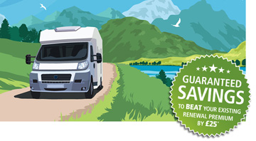 Get a Motorhome insurance quote