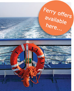 Ferries and ferry offers