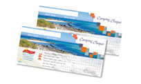 Camping Cheques