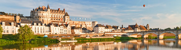 Visit the Loire Valley in west-central France.