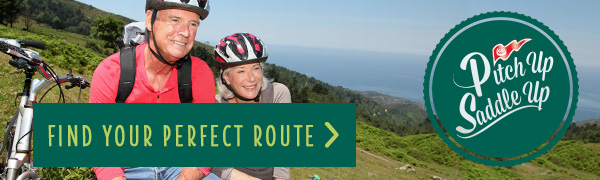 New cycling routes from Caravan Club