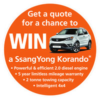 Ssang Yong competition