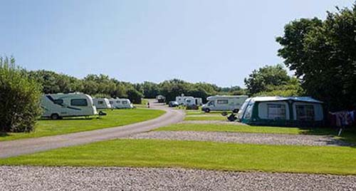 Modbury Caravan Club Site