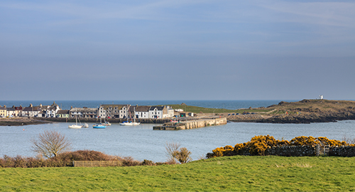 Isle of Whithorn Harbour, Galloway