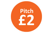 Pitch for £2