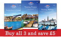 Overseas Touring Guides offer