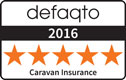 Defaqto - 5 star rated insurance from The Club
