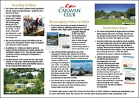 The Caravan Club in Wales (PDF opens in a new window - 301kb)