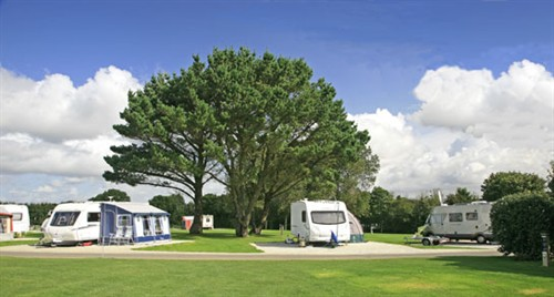 Merrose Farm Caravan Club Site
