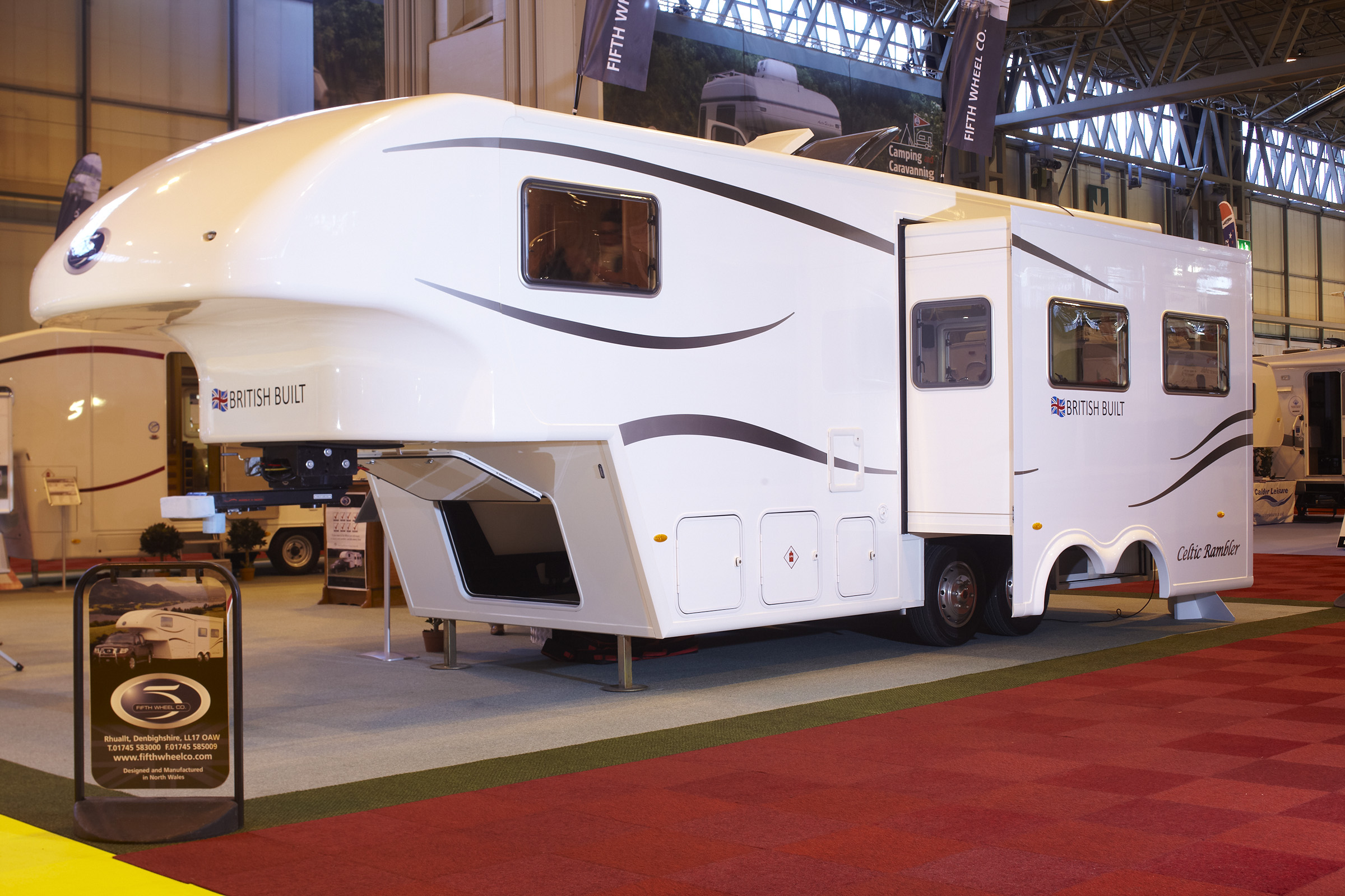 Cool Eterniti Caravans Reveals Prices And Pictures Of New Slideout Range