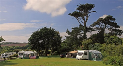Treamble Valley Caravan Club Site