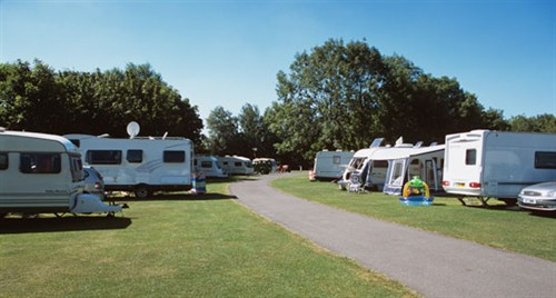Northbrook Farm Caravan Club Site