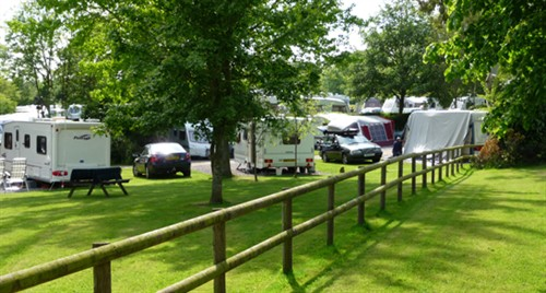 Minnows Caravan Park