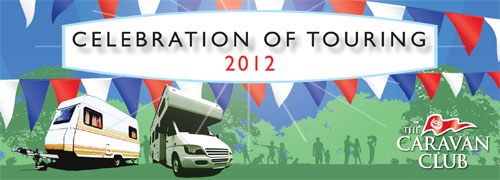 Celebration of touring logo